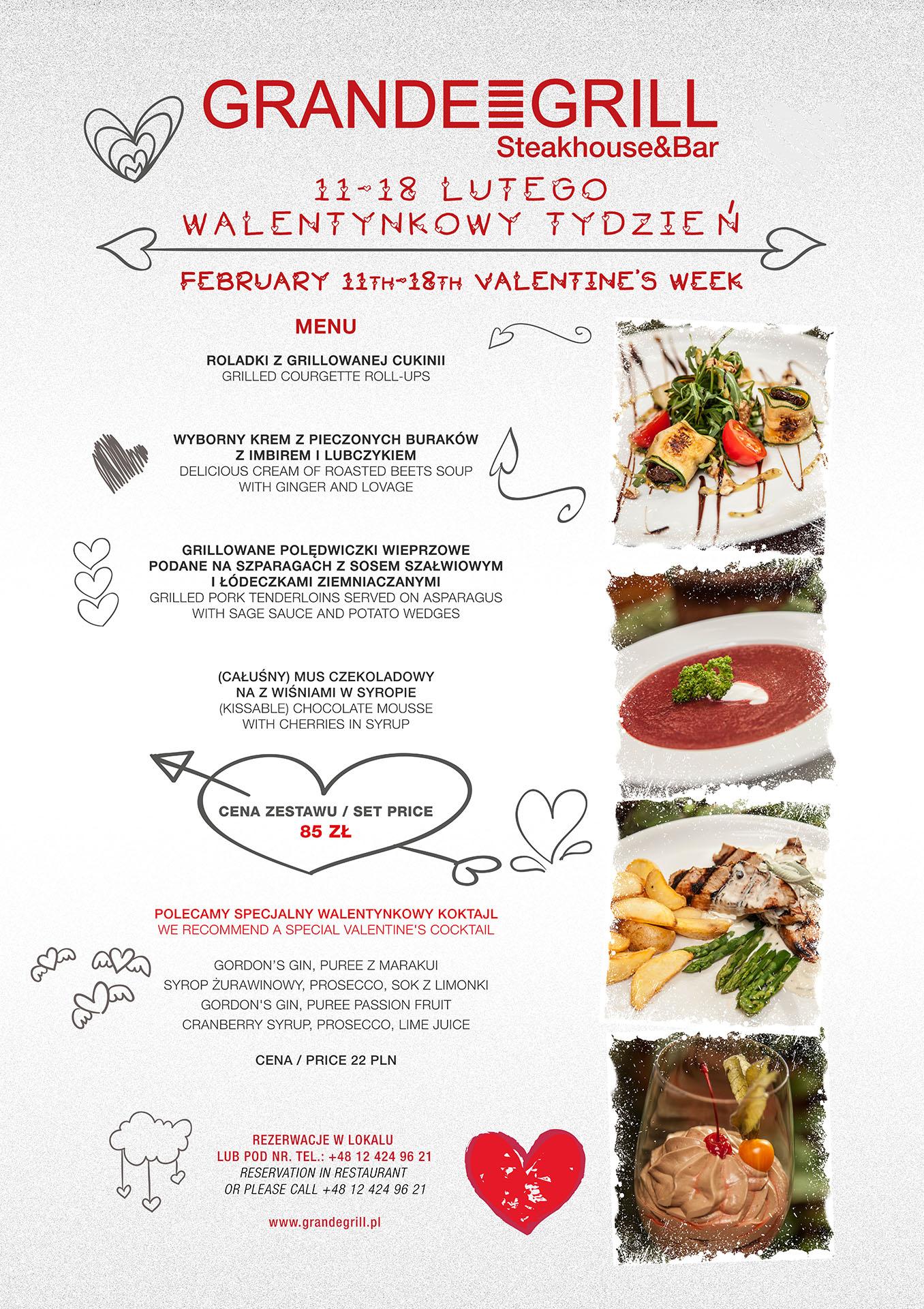 GG _walentynki menu